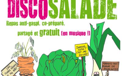 Samedi 23 juin 2018 – Discosalade sur le marché de Peyrolles