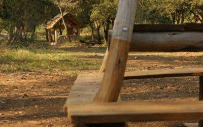 Mercredi 25 avril 2018 – Activité gratuite en pleine forêt : construction de super-cabanes !