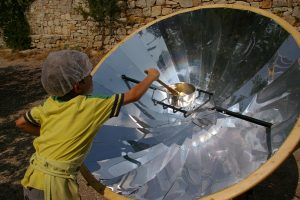 Apprenti cuistot solaire