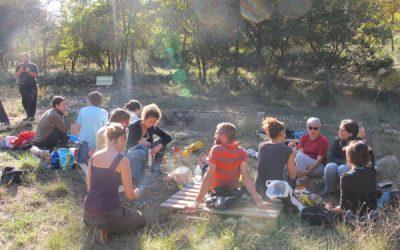 20 et 21 octobre – Chantiers participatifs –