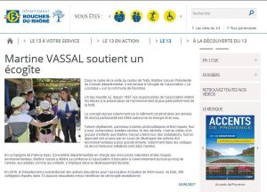 site du CD13 article